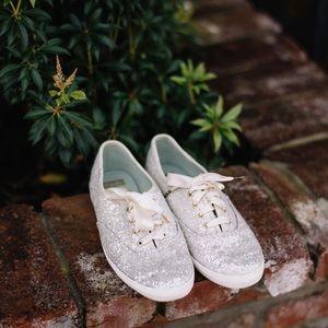 Kate Spade: Keds Wedding Shoes